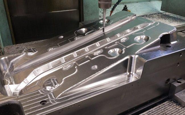 CNC Semi-Finishing BSM Body Side Molding Shunk Tribos tool holder